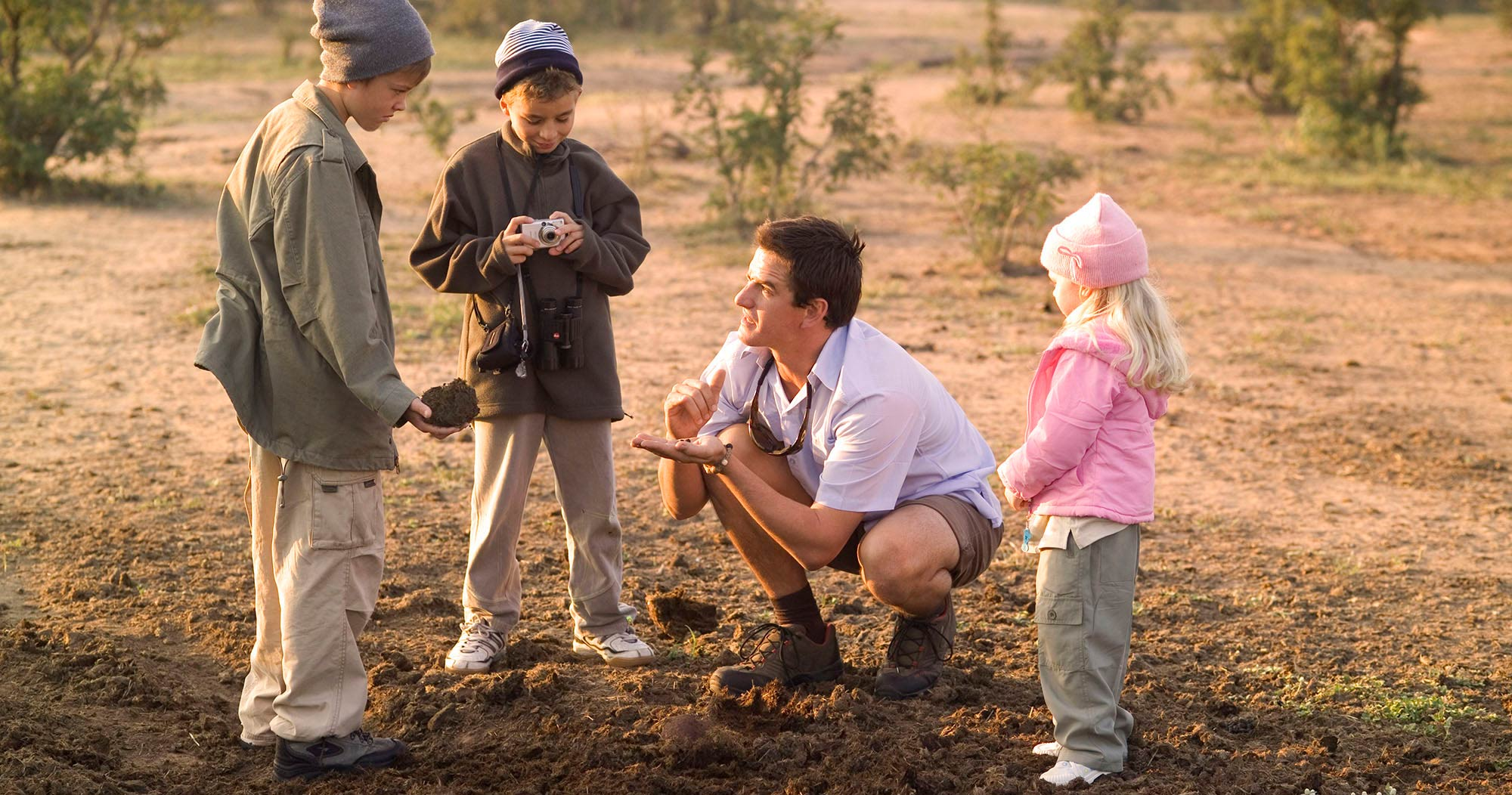 Enjoy a child frindly safari at Honeyguide Khoka Moya in Tintswalo