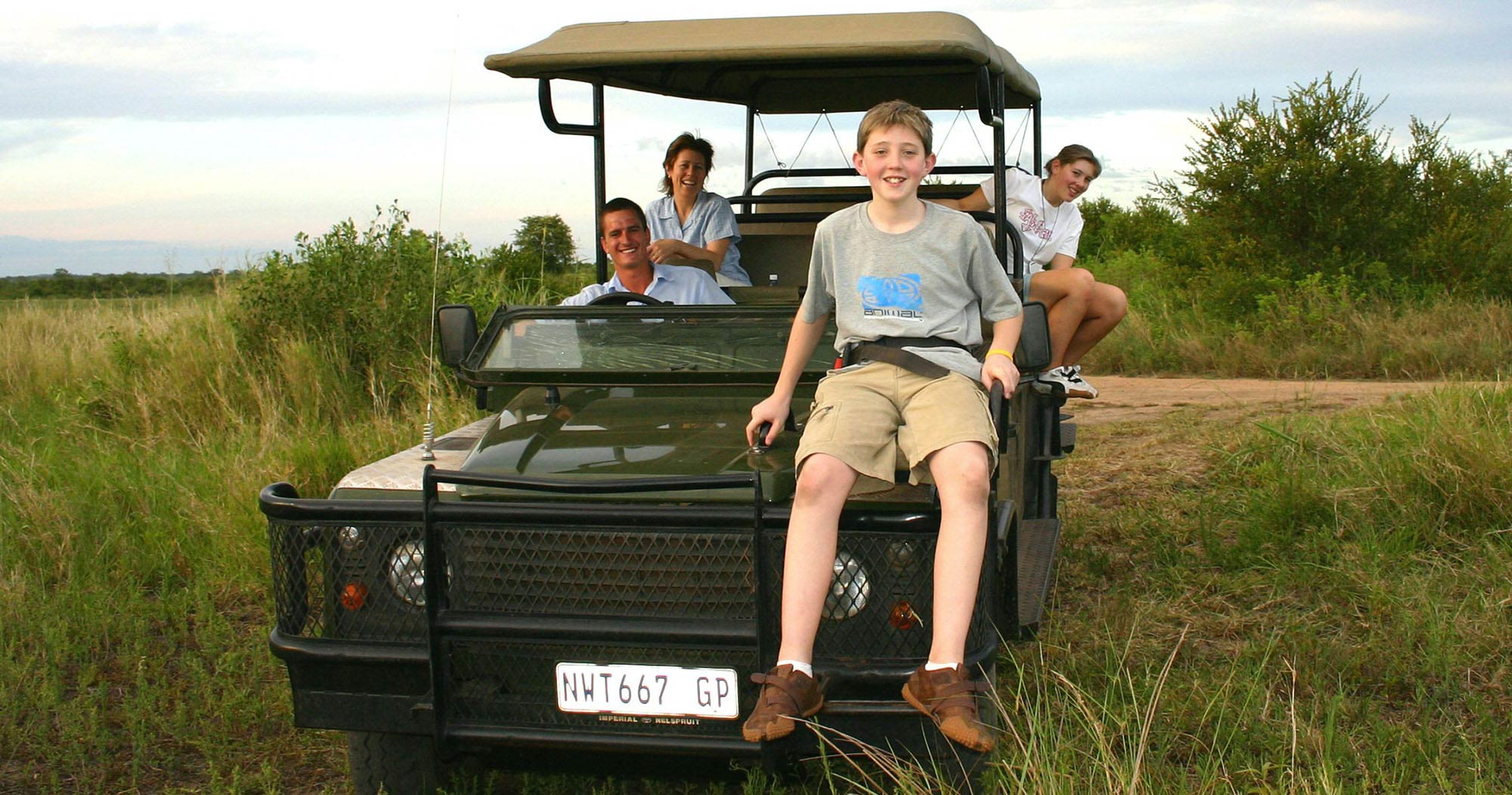 Manyeleti South Africa safari - Safari information for your South